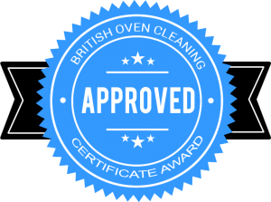 Cleaning approved logo