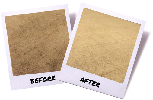 Carpet Before After